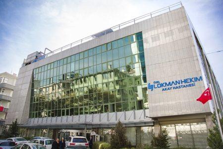 Lokman Hekim Akay Hastanesi Ankara