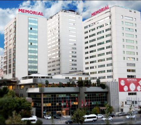 Memorial Şişli Hastanesi İstanbul